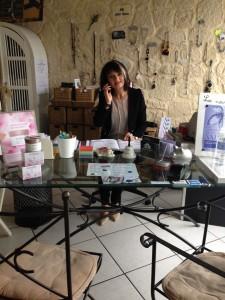 contactez le salon de beauté Coté Corps - saint die des Vosges
